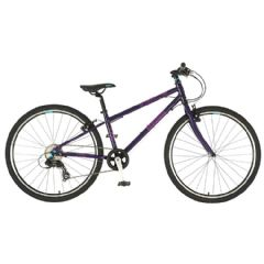 Squish 26 Purple Bike